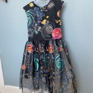 Halabaloo Celestial Dress Size 4